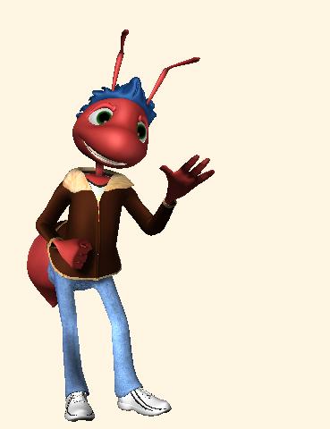 Ergon Ant